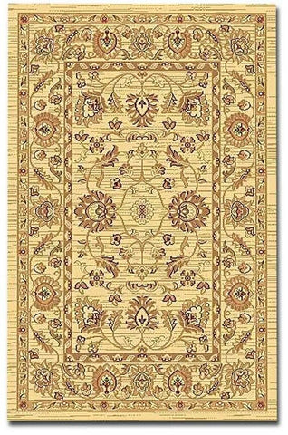 Thomas Wilton Large Antique Rug Messina Antique 160cm x 120cm Cream