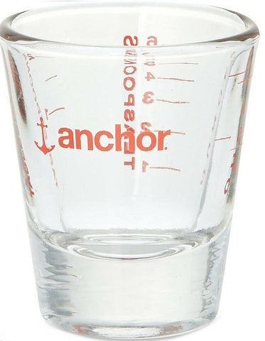 Anchor Hocking 96522 set of 6 Measuring Shot Glass