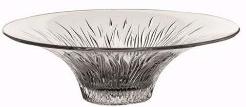 RCR 320mm Intricate Design Fire Lead Crystal Centerpiece Bowl Salad Fruit Bowl