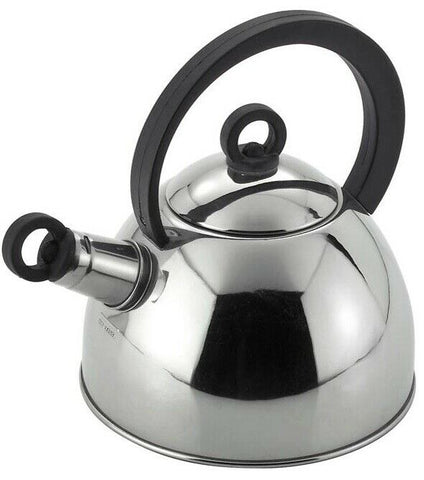 1.2 Litre Stainless Steel Whistling Kettle For Home Camping Kettle Induction