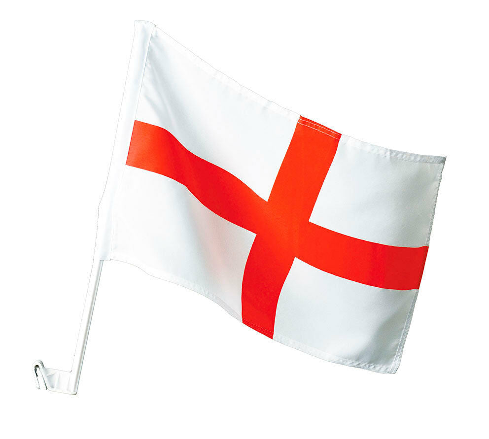 1 to 100 England St.George Cross Car Flag For Windows & Doors Football World Cup