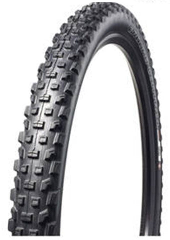 "Mountain Bike Tyre 26 x 2.125"" Black All Terrain Bike Standard Replacement Tyre"