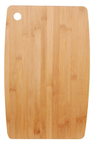 Large 38cm x 24cm Bamboo Chopping Board Eco Friendly