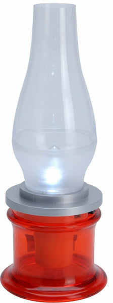 Bedroom Camping Portable Lantern Light Led Battery Operated Height 15 cm