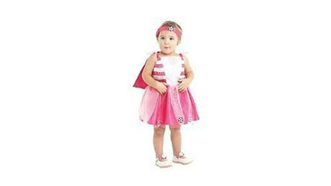Baby Football Arsenal Fairy Costume Fancy Dress Baby Pink Football Outfit