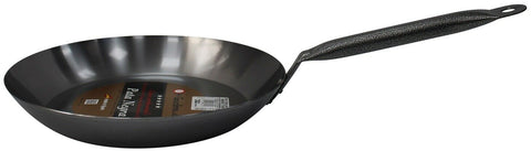 Garcima 32cm Heavy Duty Large Frying Pan Professional Steel Induction