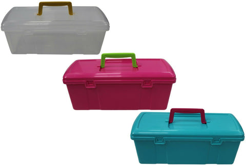 5 Litre Art Craft Sewing Storage Tool Box Organizer Case Fishing Tackle Box
