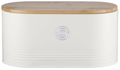 Typhoon Bread Crock Retro Cream Bread Bin