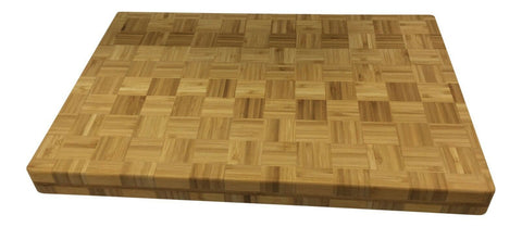 Large 50 cm End Grain Chopping Board Butchers Block Weighs almost 5 Kilo