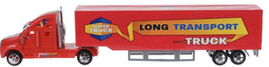 43cm Long Friction Lorry Friction Push Truck Just push & will roll