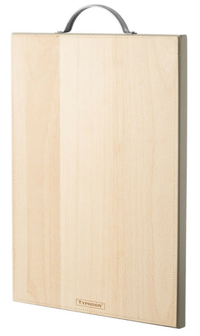 Typhoon Americana LargeChopping Board Serving Board Beech Wood with Handle