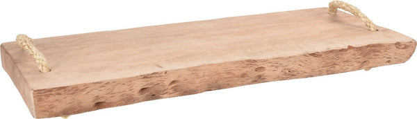 Large Lengkeng Kelengkeng Wood 50cm Long Serving Tray Presentation Board