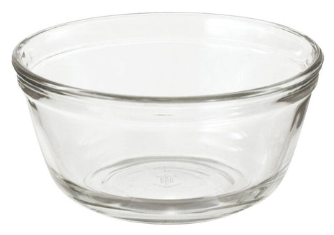 Anchor Hocking Glass Mixing Bowls Batter Bowls 1 Litre 1.5 Litre 2.5 & 4 Litre