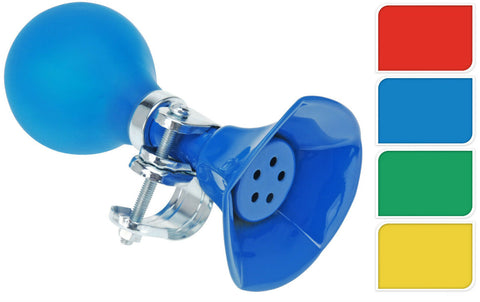 Kids Bike Horn Children squeaky Sounding Bike Bell Horn All colours