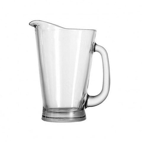 Anchor Hocking 81275 Glass Beer Wine Whiskey Jug Wagon Pitcher