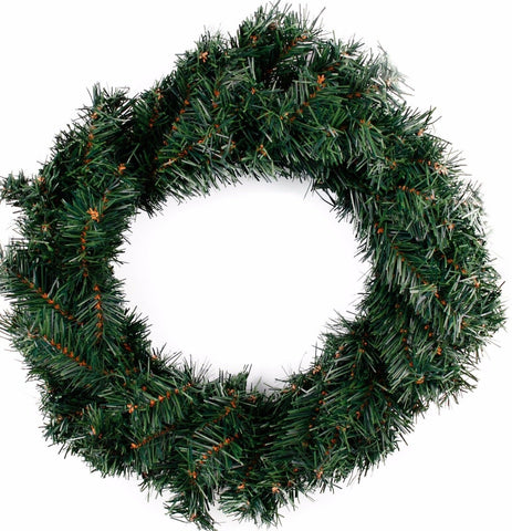 Large Lovely Christmas Wreath Xmas Artificial Wreath 30cm