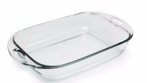 Anchor Hocking Large Glass Baking Dish With Handles