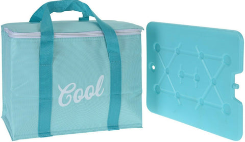 20 Litre Cooler Bag Picnic Insulated Bag With Free Large Ice Pack