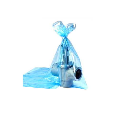 750 x LD Polythene Disposable Storage Protection Sheets Blue 30x40