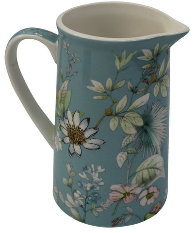 Leonardo Collection Fine China 500ml Jug Floral Daisy Design Milk Coffee Tea Jug