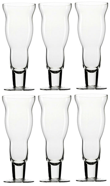 Stölzle Rumba Cocktail Glasses  Ice Coffee Glass 420ml Made in Germany Set of 6