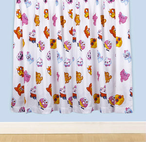 Character World Moshi Monsters Moshlings Childrens Curtains 72 Inch & 54 Inch