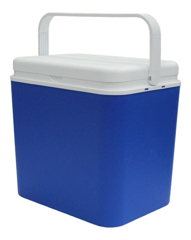 Large Cooler Ice Box Insulated Freezer Cool Box 8 Hours 24L