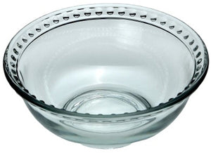 Anchor Hocking Isabella 16.5cm Glass Trifle Bowl Salad Bowl Dessert Dish