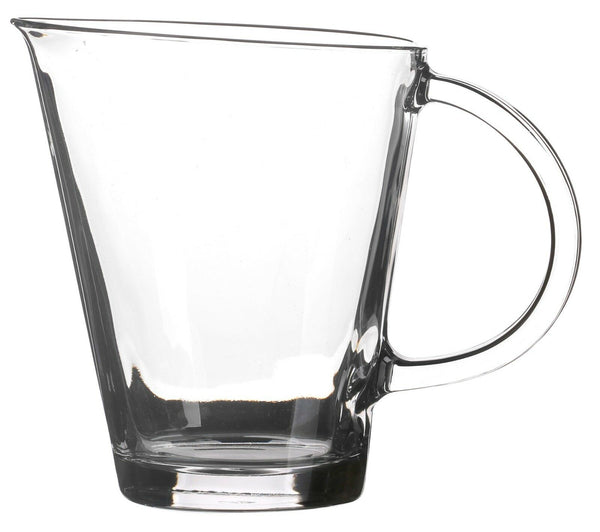 1.35 Litre Smart Solid Glass Jug For Juice Water Boat Style Unique Design