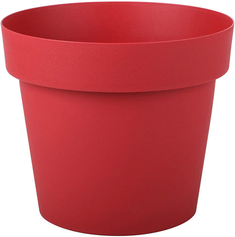 Large Round Plant Pots 28 Litre 40cm Flower Pot Bright Coloured Large Planters