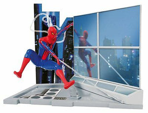 Spider Man Figures Make Your Own Spiderman Model With the Web Slinger Kit