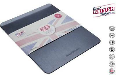 Great British Bakeware BAKS0187 Professional  GlideX Baking Tray Sheet Insulated