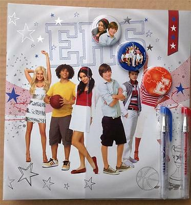 High School Musical Themed 6x4 Photo Album Holds 80 Photos 2 Free Pens
