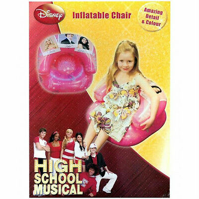 High School Musical Inflatable Chair 'Prom' Design Kids chair - Kids Armchair