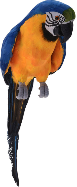 Decor Parrot 65cm Lifelike Parrot In a Choice of Colours Bright Coloured Birds
