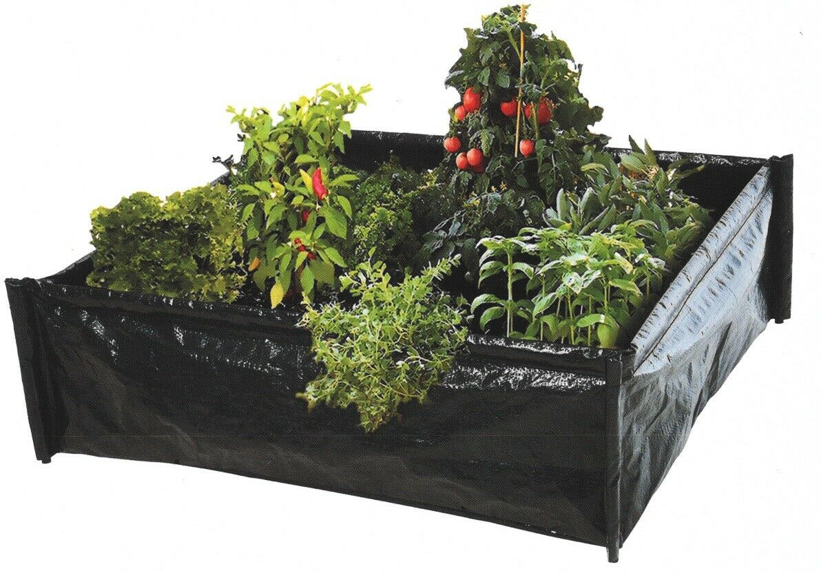 Raised Flower Bed Garden Raised Vegetable Patch Large Planter
