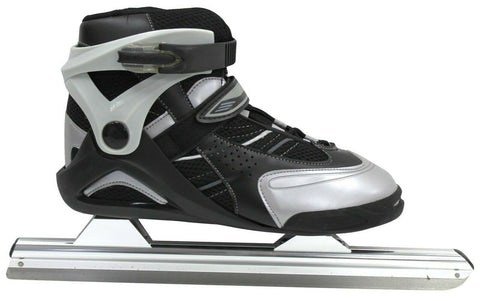Ice Skates Size 9 UK Size 43 With Insulated And Clasp Fitting Nordic Ice Skates