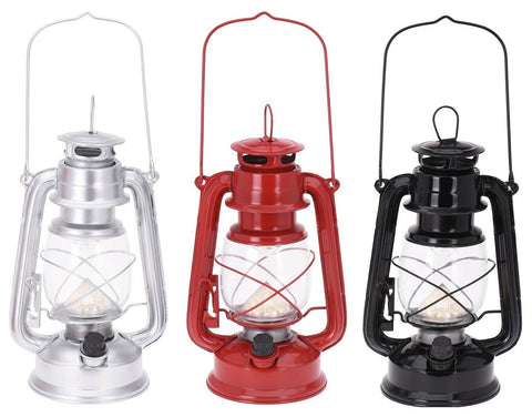 Led Storm Lantern, Camping Light, Travelling Lantern 16 Led Retro Style Light