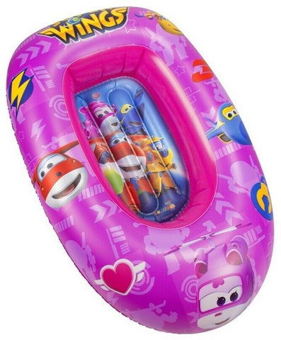 90cm Pink Small Inflatable Boat Swimming Pool Floats Toys