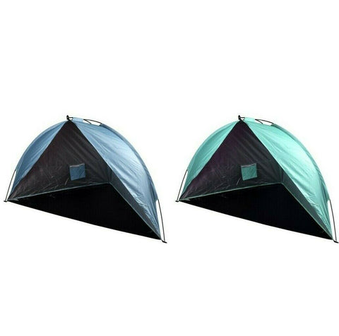 Beach Tent 3 Person Popup Windshield Garden Picnic Fishing Privacy Shade Shelter