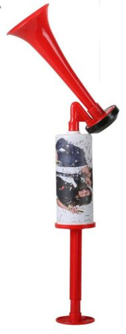 Fog Horn Hand Held Large Air Horn Pump For Weddings Sports & Emergency Alarms