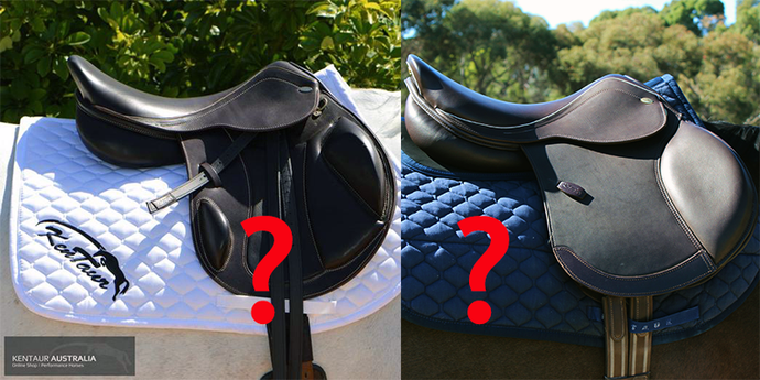 Which KenTaur Jump Saddle is right for you?