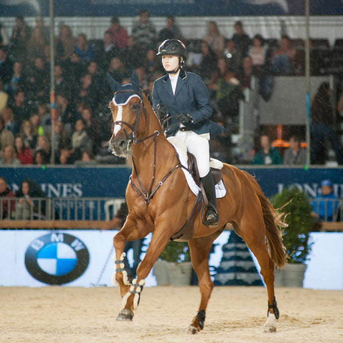 What can Australian Show Jumping learn from the Global Champions Tour?