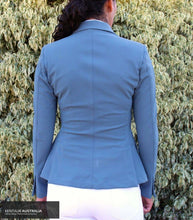 Load image into Gallery viewer, Cavalleria Toscana All Over Perforated Womens Competition Jacket Show Jackets