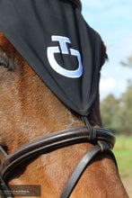 Load image into Gallery viewer, Cavalleria Toscana 'Attachable Soundless' Tie Down Ear Bonnet Ears