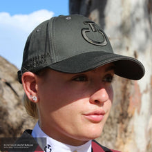 Load image into Gallery viewer, Cavalleria Toscana Cap Grey (8980) Rider Accessories