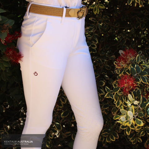 Cavalleria Toscana 'chino' Womens Competition Breeches