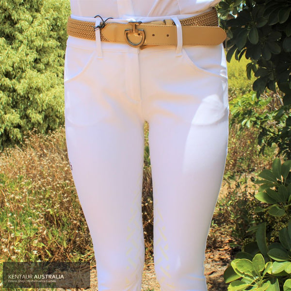 Cavalleria Toscana 'full Grip Line' Womens Competition Breeches