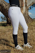 Load image into Gallery viewer, Cavalleria Toscana 'Hinomaru' Womens Competition Breeches Competition Breeches