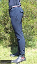 Load image into Gallery viewer, Cavalleria Toscana 'Knee-hi Perforated' Mens Casual Breeches Casual Breeches Men